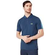 Perforates Solid Polo