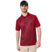 Mirror Graphic Polo