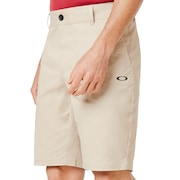 Icon Chino Golf Short - Oxford Tan