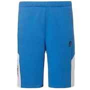 Color Block Short - Matrix Blue