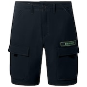 Military Cargo Short - Blackout
