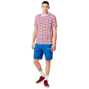 Military Cargo Short - Electric Shade