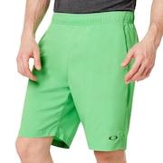 Enhance Woven Shorts 9.7 - Laser Green