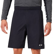Enhance Woven Shorts 9.7 - Blackout