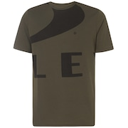 Big Ellipse Tee - New Dark Brush