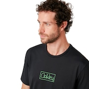 Oakley Embroideried Tee - Blackout