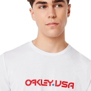 Oakley USA Star Tee - White
