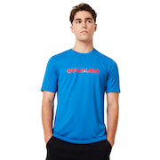 Oakley USA Star Tee - Matrix Blue