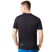 USA Allover Tee - Blackout