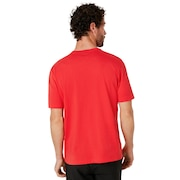 Oakley Tridimensional Tee - High Risk Red