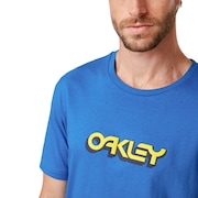 Oakley Tridimensional Tee - Electric Shade