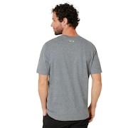 Oakley Always Updating Tee - New Athletic Gray