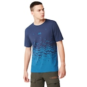 Oakley Digital Tee - Foggy Blue