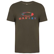 Ellipse Rainbow Tee - New Dark Brush