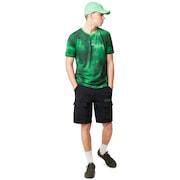 Shadow Tee - Laser Green