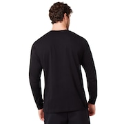 Tee College Long Sleeve - Blackout