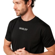 3Rd-G Short Sleeve O Fit Tee 2.7 - Blackout