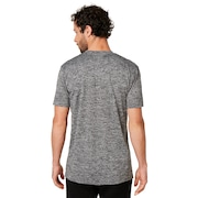 3Rd-G Short Sleeve O Fit Tee 2.7 - Dark Gray Heather