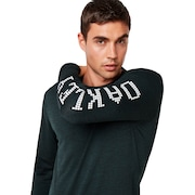 3 Rd-G O Fit Long Sleeve Tee 2.7 - Planet