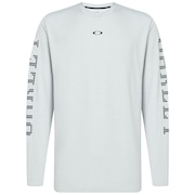 3 Rd-G O Fit Long Sleeve Tee 2.7 - New Granite Heather