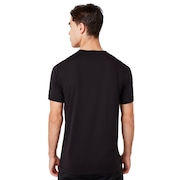 Enhance Big Qd Short Sleeve Tee - Blackout