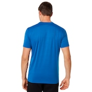 Enhance Big Qd Short Sleeve Tee - Electric Shade