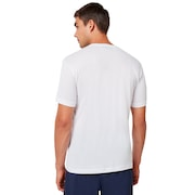 Enhance Big Qd Short Sleeve Tee - White
