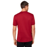 Enhance Big Qd Short Sleeve Tee - Raspberry
