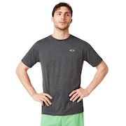 Enhance Small Qd Short Sleeve Tee - Dark Gray Heather