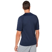 Enhance Short Sleeve Crew 9.7 - Foggy Blue