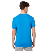 Enhance Qd Short Sleeve Tee - Matrix Blue