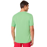 Enhance Qd Short Sleeve Tee - Laser Green