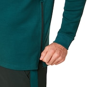 Bimaterial Fleece - Planet