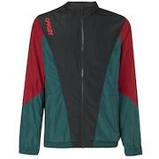 Nylon Track Jacket