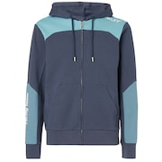 Oakley Racing Team Fz Hoodie - Foggy Blue