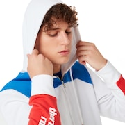 Oakley Racing Team Fz Hoodie - White