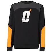 Oakley Racing Team Crew Neck - Blackout