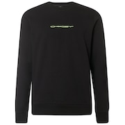 Crew Neck Oakley Stretch - Blackout