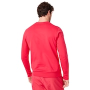Crew Neck Oakley Stretch - Virtual Pink