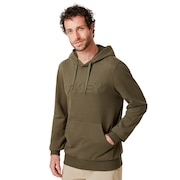Oakley Embossed Graphic Hoodie - New Dark Brush