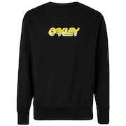 Oakley Tridimensional Crew Neck - Blackout