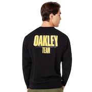 Oakley Team Crew Neck - Blackout