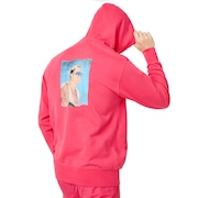 Hoodie Adv - Virtual Pink