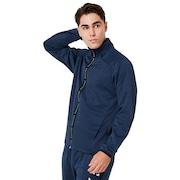 Enhance Tech Jersey Jacket 9.7 - Foggy Blue