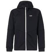 Enhance Grid Fleece Jacket 9.7 - Blackout