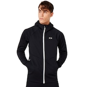 Enhance Grid Fleece Jacket 9.7