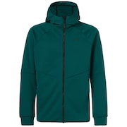 Enhance Grid Fleece Jacket 9.7 - Planet