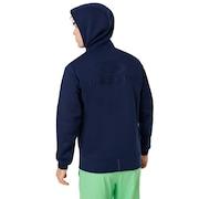 Enhance Qd Fleece Jacket 9.7 - Foggy Blue