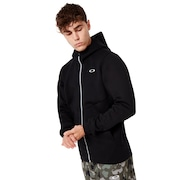 Enhance Qd Fleece Jacket 9.7 - Blackout