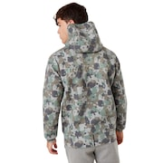 Enhance Qd Fleece Jacket 9.7 - Planet
